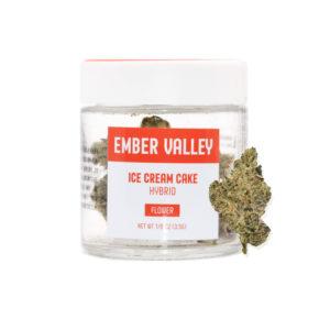 EMBER VALLEY   Ice Cream Cake – 3.5g